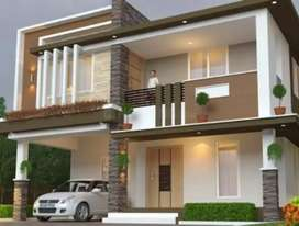 Plots and 2-3 bhk duplex for sell!! Original photo