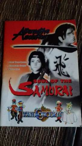 Buku panduan ps 1 soul of the samurai