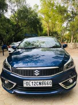 Maruti Suzuki Ciaz Smart Hybrid Alpha, 2018, Petrol