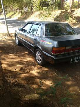 BU. Civic Wonder 86 abu""