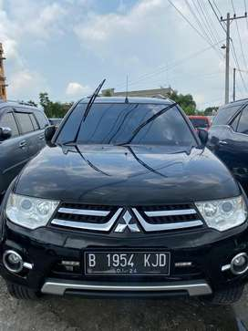 Pajero exceed 2013 Matic