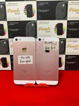 I phone SE 32 gb r gold (no time pass)
