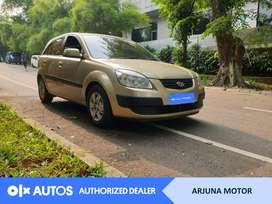 [OLX Autos] Kia Pride 2007 1.4 M/T Bensin Emas #Arjuna Motor