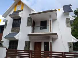 New house for sale mannuthy