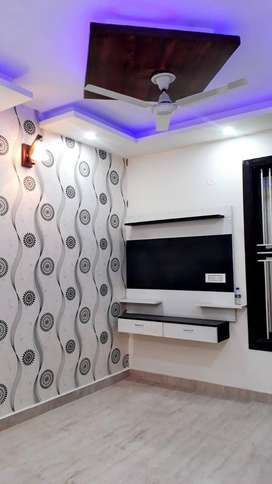 2bhk flat builder newly constructed It has freehold property 90%lo