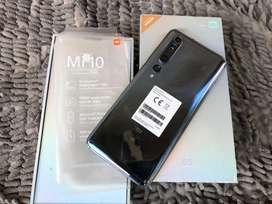 Xiaomi Mi 10 5G 8/256 - Grey second mulus seperti baru