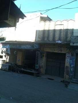 Commercial Property For Sale At Bickut Ganj Bazar Near Shamsi Road