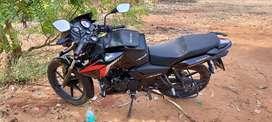apache rtr 160 2021 model fully new