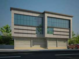 8500 sqft building for sale near Nuals law college  kalamassery
