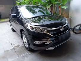 Honda CRV facelift 2016