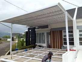 Kanopi atap alderon twinwall 0248