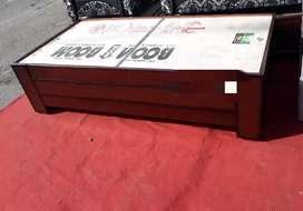 New Solid Plywood Diwan 6*3 + box