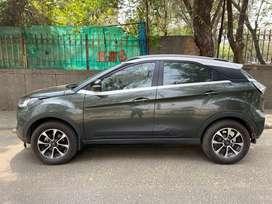 Tata Nexon Petrol 5500 Km Driven Brand new