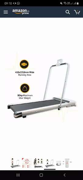 New Lifelong treadmill for sell