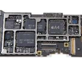 Mobile hardware and software repair