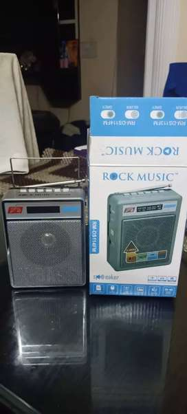 Rock music fm