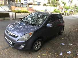Hyundai i20 2010 Diesel Well Maintained with company service