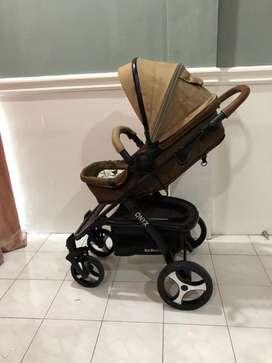 Babyelle onyx stroller