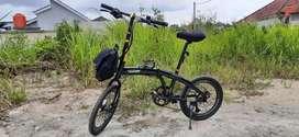 DiJual Sepeda Lipat Pacific 2021