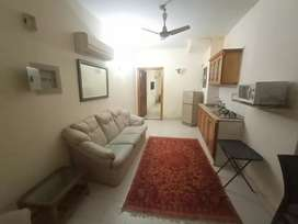 One bedroom furnished appartment for rent F11