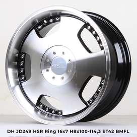 DH JD249 HSR R16X7 H8X100-114,3 ET42 BMFL