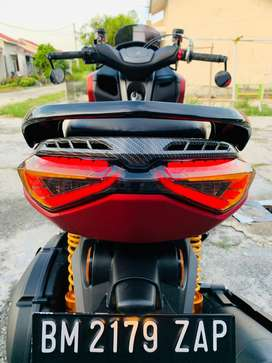 Ductail carbon nmax