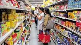 Urgent required Accounted for FMCG store