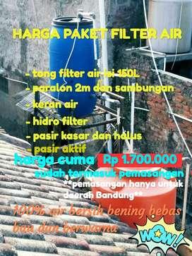FILTER AIR/HIDRO FILTER TAHAN LAMA AWET