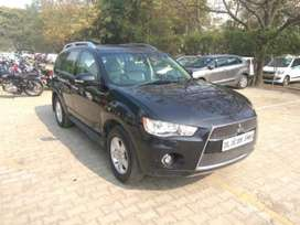 Mitsubishi Outlander 2.4 Chrome Ltd, 2010, Petrol