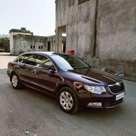 Skoda Superb 2008-2013 Elegance 1.8 TSI AT, 2011, Petrol