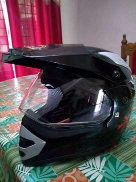 Aaron helmet