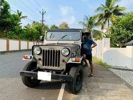 Mahindra Jeep 1984 Diesel