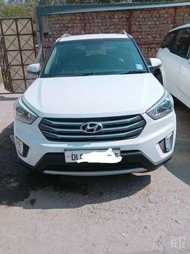 Hyundai Creta 1.6 S Automatic Diesel, 2017, Diesel