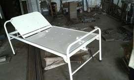 NEW SEMI FOWLER HOSPITAL BED ₹=6500