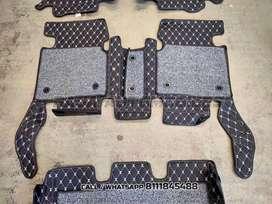 Innova & Fortuner 7D mat for 4 Rows