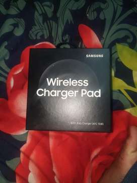 Wirelss charging pad