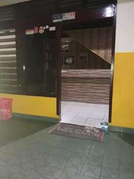 Dijual Penginapan 2 lantai di tengah kota