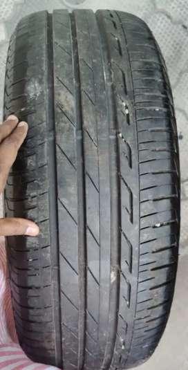 Bridgestone tyres 215 55 17