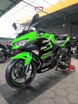 All New Ninja 250 ABS-Keyless 2019, KM 2Rb Super Gress, Mustika Motor
