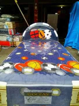 [FLASH SALE] Ocean Bed Dorong 2in1 Premier Size 120x200- Bola