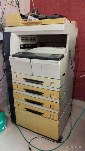 Kyocera xerox Machine