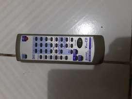 Remote compo sharp