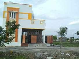 Individual House 3 BHK Sale Rs,48 Lakhs at Vandalur - Mannivakkam