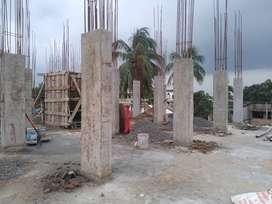 Sale 2 bhk flat in Shyamnagar Barrackpore