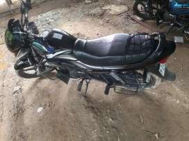 New bike well maintain