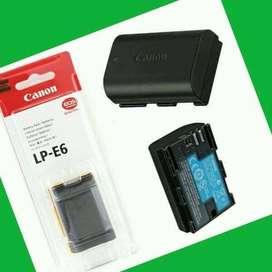 Batre LP-E8 = Canon 550d S.D 700d // LP-E6 = CANON 5D / 6D /60-70-80D