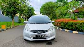 Honda Jazz S AT 2011 Silver Facelift Record Honda Istimewa terawat
