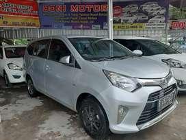 Toyota calya kalya 2017 type G manual mt liat dl boss q