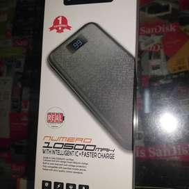 Powerbank DelCell Numero 10500Mah with LCD Indikator