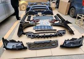Car sports bumper kit, conversion body kit for Audi BMW Mercedes Bez